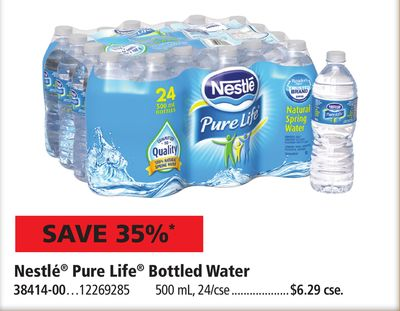 Find the Best Deals for nestle-pure-life-water in Conception Bay