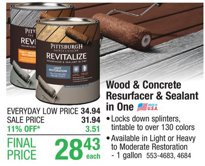 Find the Best Deals for sealant in Salt Lick, KY | Flipp