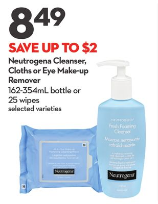 Find the Best Deals for cleanser in Georgetown, ON | Flipp
