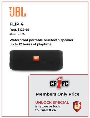 Find the Best Deals for portable-speakers in Petawawa, ON | Flipp