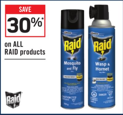 Find the Best Deals for raid in Ingersoll, ON | Flipp
