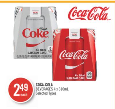 Find the Best Deals for coke in Etobicoke, ON | Flipp