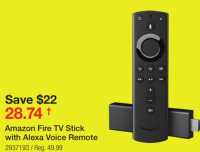 Find the Best Deals for amazon-fire-stick in Miramichi, NB | Flipp