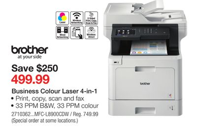 Find the Best Deals for colour-laser in Nanaimo, BC | Flipp