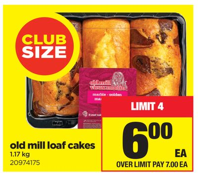 4 Kg Cake Size
