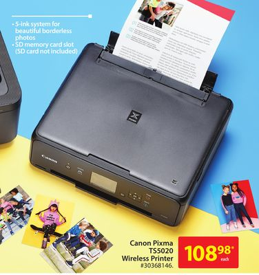 Find the Best Deals for canon in River Drive Park, ON | Flipp