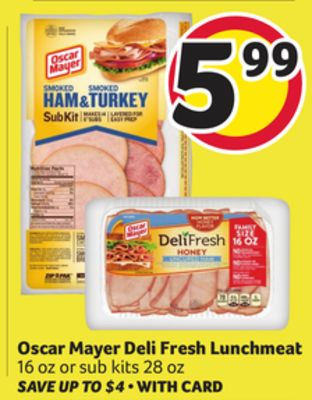 Find the Best Deals for oscar-mayer in Jesup, GA | Flipp