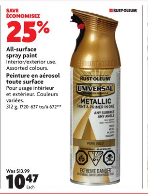 Find the Best Deals for paint in Riverview, NB | Flipp