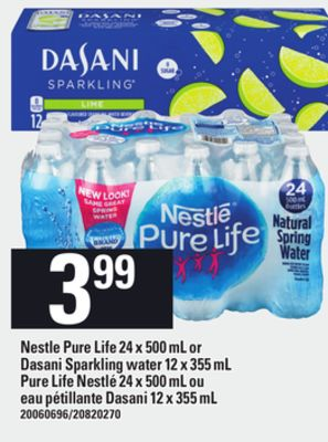 Find the Best Deals for nestle-pure-life-water in Dieppe, NB | Flipp