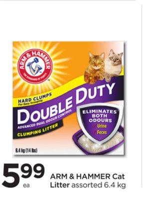 Find the Best Deals for cat-litter in Rogersville, NB | Flipp
