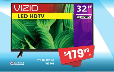Find the Best Deals for tv-32 in Mississauga, ON | Flipp