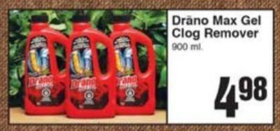 Find the Best Deals for drano in Avonhurst, | Flipp