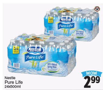 Find the Best Deals for nestle-pure-life-water in Black Creek, BC