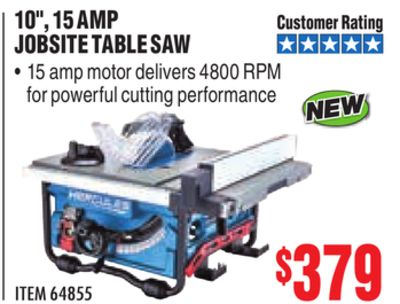 Find the Best Deals for table-saw in Benton, KY   Flipp