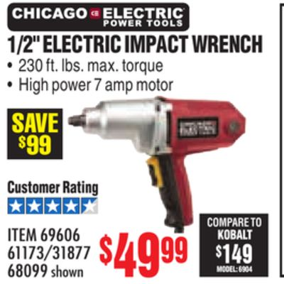Find the Best Deals for impact-wrench in Tunnel Hill, GA | Flipp