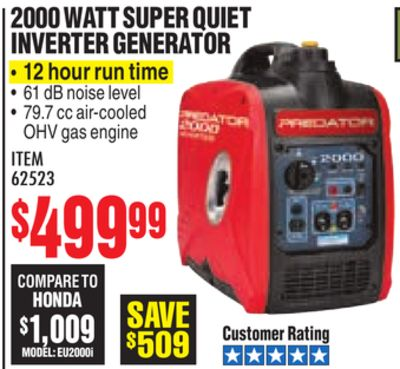 Find the Best Deals for generators in White Lake, MI | Flipp
