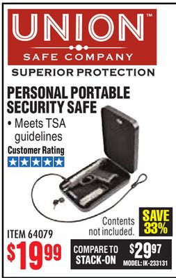 Find the Best Deals for safe in Mc Carr, KY | Flipp