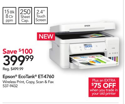 Epson Et 2750 Double Sided Printing
