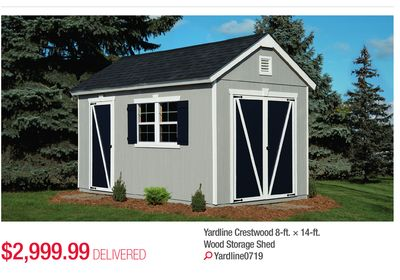 Find the Best Deals for storage-sheds in Alfred, | Flipp