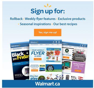Walmart Flyer - Brampton | Flipp