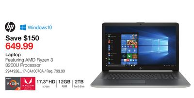 Find the Best Deals for laptop-hp in Rockland, ON | Flipp