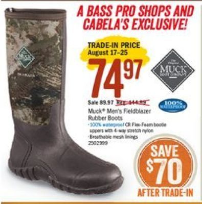 03021d73fa8 Find the Best Deals for rubber-boots in Ferndale, MI | Flipp