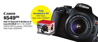 Find the Best Deals for canon-rebel in Burnaby, BC | Flipp
