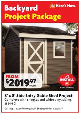 Find the Best Deals for shed in White Rock, BC | Flipp