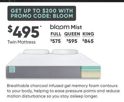 Get bloom Mist for $495 0 in Toronto | Flipp