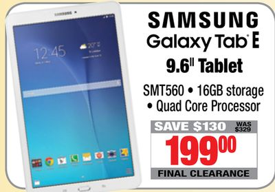 Find the Best Deals for galaxy-tablet in Toronto, ON | Flipp