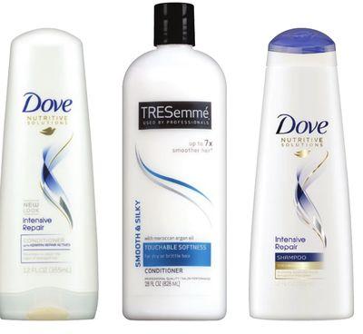 Buy Dove or Tresemme Hair Care in San Francisco | Flipp