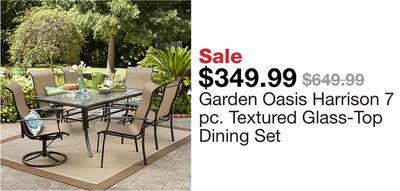 Garden Oasis Harrison 7 Piece