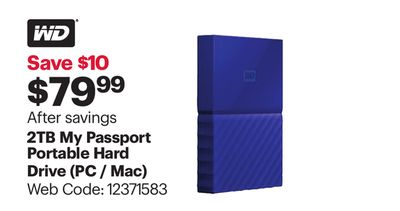 Find the Best Deals for portable-drive in Burnaby, BC | Flipp