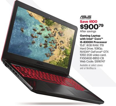 Find the Best Deals for asus-laptop in Hawkesbury, ON | Flipp