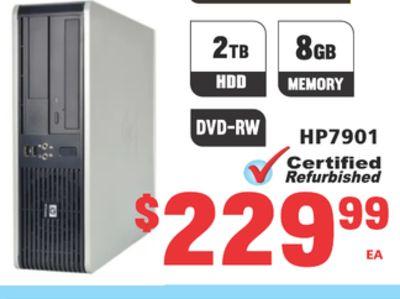 Find the Best Deals for hp-desktop in Manotick, ON   Flipp
