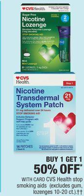 Get CVS Health stop smoking aids with $ in Riverside | Flipp