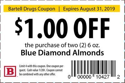 coupon cash value 1/20