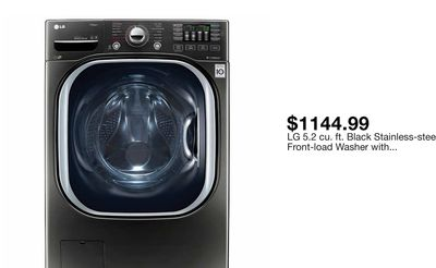 Find the Best Deals for washer-lg in Beeton, | Flipp