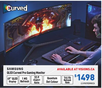 Find the Best Deals for samsung-curved in Burnaby, BC | Flipp
