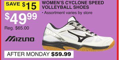 mizuno womens volleyball shoes size 8 x 3 feet vs arm