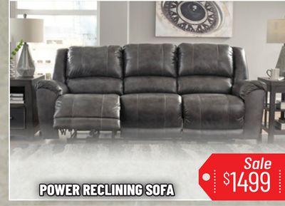 Groovy Get Power Reclining Sofa For 1499 0 In Barrie Flipp Evergreenethics Interior Chair Design Evergreenethicsorg