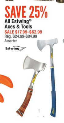 Buy All Estwing® Axes & Tools in Ottawa   Flipp