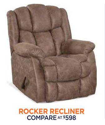 Outstanding Trouvez Des Rabais Sur Rocker A Bremond Tx Flipp Lamtechconsult Wood Chair Design Ideas Lamtechconsultcom