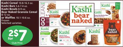 Buy Kashi Cereal 10 8-16 3 oz  Kashi Bars 5 6-7 4 oz  Kashi