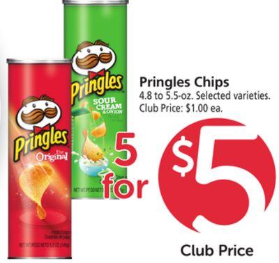 Pringles Chips Oakland California