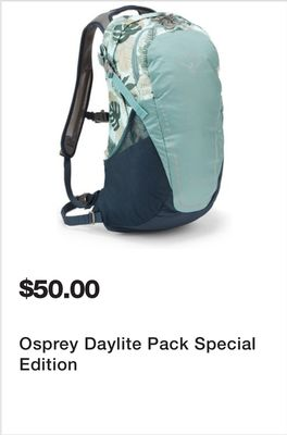 sports shoes factory outlet super specials Osprey Daylite Pack Special Edition Etobicoke ON