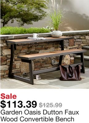 Marvelous Trouvez Des Rabais Sur Bench A Tomball Tx Flipp Machost Co Dining Chair Design Ideas Machostcouk