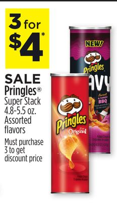 Buy Pringles Super Stack in Houston   Flipp