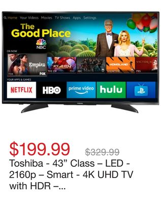 Find the Best Deals for 4k-tv in Fall River, MA | Flipp