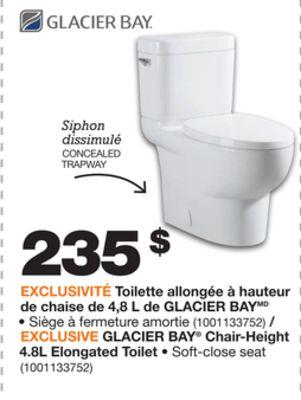 Pleasant Trouvez Des Rabais Sur Toilets A Orleans On Flipp Beatyapartments Chair Design Images Beatyapartmentscom